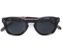'Bevel Square' Sonnenbrille - women - Acetat