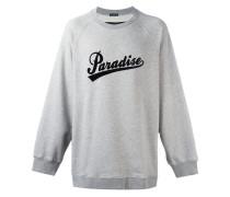 """Sweatshirt mit """"Paradise""""-Print - men"""