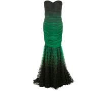 Kleid mit Meerjungfrauen-Silhouette