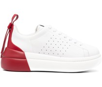 RED(V) Sneakers mit dicker Sohle
