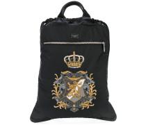 Rucksack mit Wappen-Patch