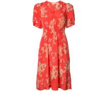 - Seidenkleid mit floralem Print - women - Seide