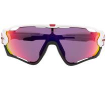 Sonnenbrille im Skibrillen-Look