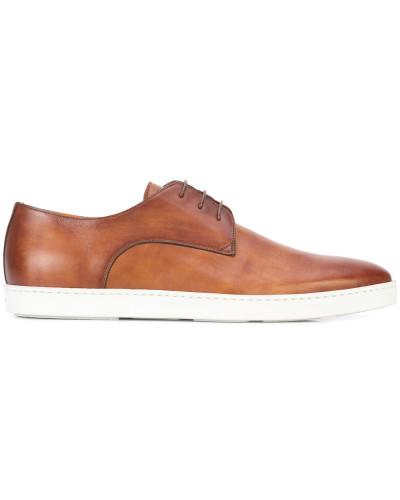 Santoni Herren Oxford-Schuhe mit kontrastierender Sohle Discounter Standorten Günstigsten Preis Zu Verkaufen Rabatt Shop-Angebot glFoA2X