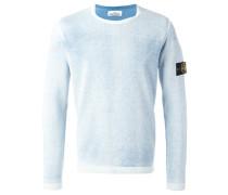 Pullover mit Logo-Patch - men - Baumwolle - XL