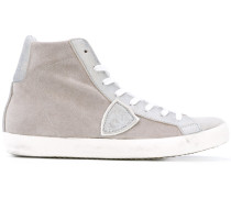 - Klassische High-Top-Sneakers - women