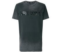 """T-Shirt mit """"Life Kills""""-Print"""