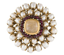 'Perle Baroque' Brosche