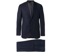- Zweiteiliger Anzug mit Karomuster - men