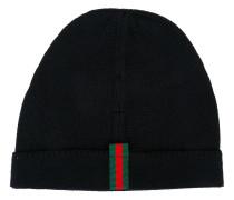 Mütze mit Logo-Streifen