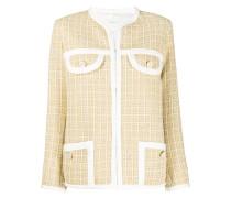 Jacke in Tweed-Optik