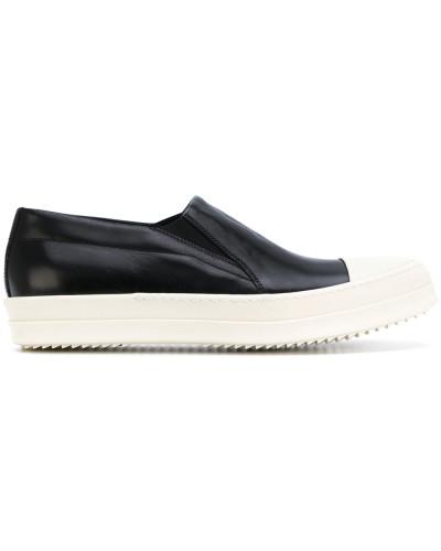 Rick Owens Herren 'Boat' Slip-On-Sneakers Verkauf 2018 Neue ebWTEaLxP9