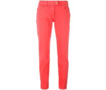 Klassische Skinny-Jeans - women - Baumwolle - 40