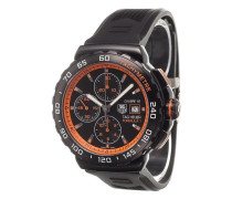'Formula 1 Chrono Automatic Black' analog watch