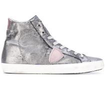 'Paris H D' High-Top-Sneakers