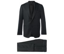 - Jacquard-Anzug - men - Viskose/Wolle - 54