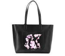 'K/Orchid' Shopper