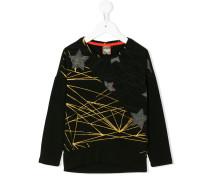 star patches sweatshirt