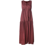 Kleid mit gerafften Akzenten