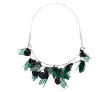 fringed necklace
