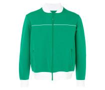 zip front sweatshirt