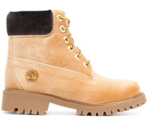 x Timberland boots