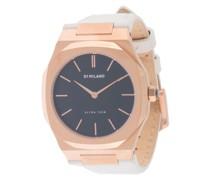 Armbanduhr mit Onyx