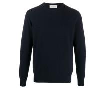 fine knit crewneck jumper