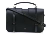 medium Charlotte messenger bag - women - Leder