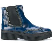 Chelsea-Boots mit Einsätzen