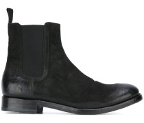 Chelsea-Boots im Used-Look