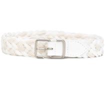 woven belt - men - Baumwolle - Einheitsgröße