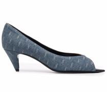 Sandalen mit Muster