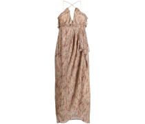 'Ciotina' Kleid mit Print
