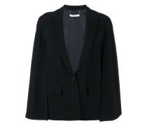 jacket with split sleeves