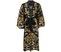 'Chinoiserie' Kimono-Kleid
