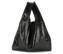 Glänzende Handtasche