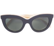 cat eye sunglasses - women - Acryl