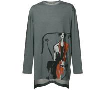 - Sweatshirt mit Print - men - Baumwolle - 3