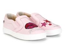 'Frog' Slip-On-Sneakers