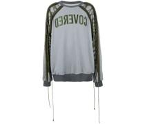 Sweatshirt mit Schnürungen
