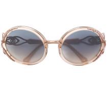 Massarosa round sunglasses