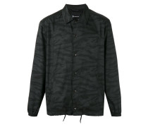 Jacke mit Animal-Print - men - Nylon/Polyester