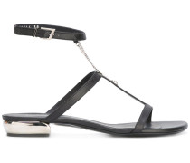 - Sandalen mit Knöchelriemen - women