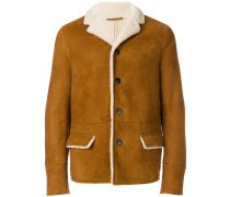 Jacke aus Lammfell