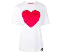 'Lee Heart' T-Shirt - women - Baumwolle - M