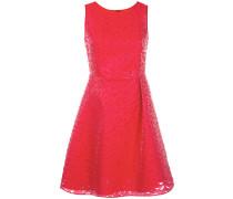- Kleid mit Lochmuster - women