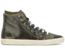 'Signature Court' High-Top-Sneakers