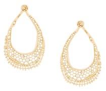 'Vintage Lace' Ohrringe mit Diamanten
