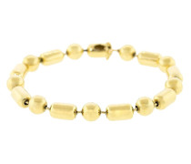 14kt Gelbgoldarmband